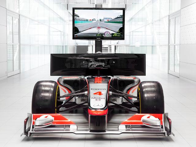 Advanced Driving Simulator